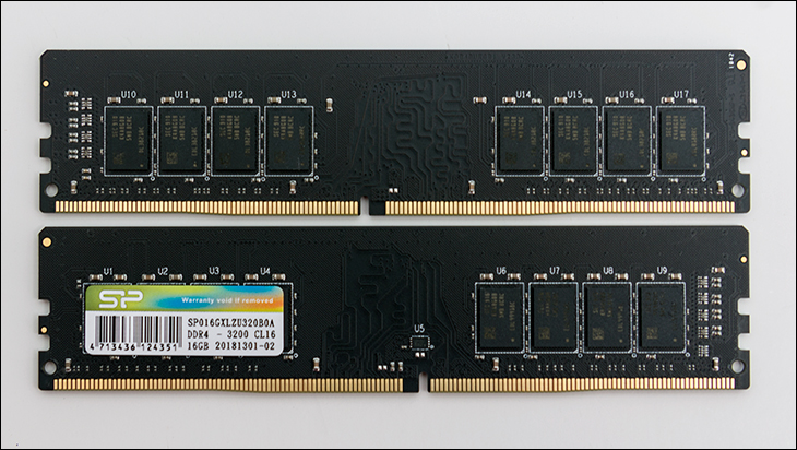 Silicon Power Gaming Aircool top - Silicon Power XPower AirCool DDR4-3200