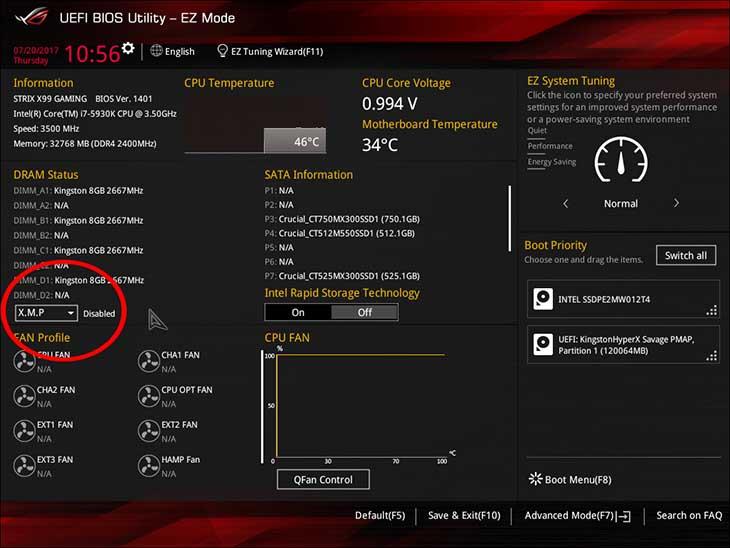0 - The Impact of Mixing RAM Speeds
