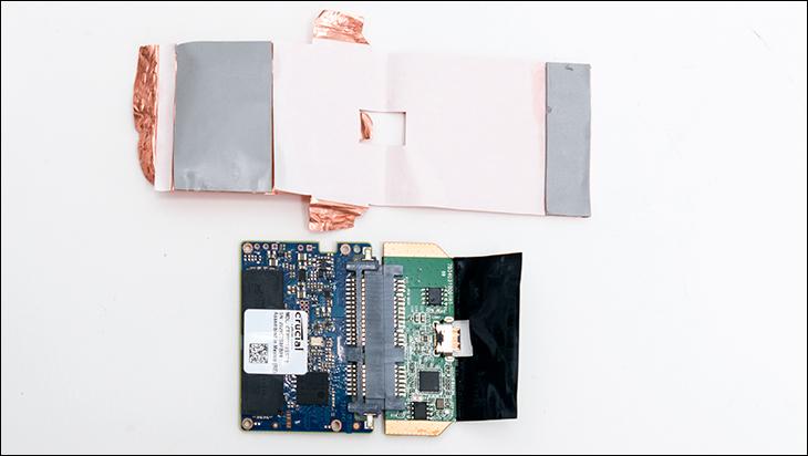 Crucial X6 2TB open2 - Crucial X6 2TB External SSD Review