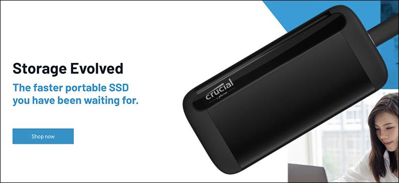 Crucial X8 2TB spec1 - Crucial X8 2TB External SSD Review