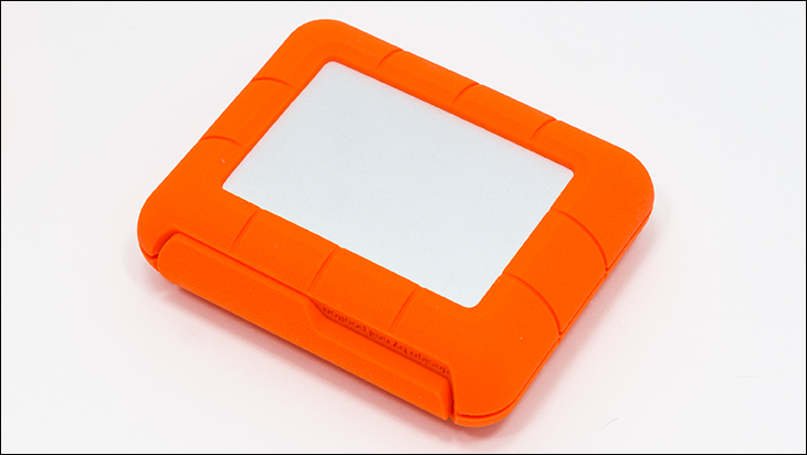LaCie Rugged Boss SSD ang1 - LaCie Rugged BOSS SSD Review