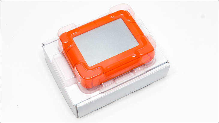 LaCie Rugged Boss SSD box o - LaCie Rugged BOSS SSD Review