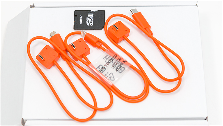 LaCie Rugged Boss SSD cables - LaCie Rugged BOSS SSD Review