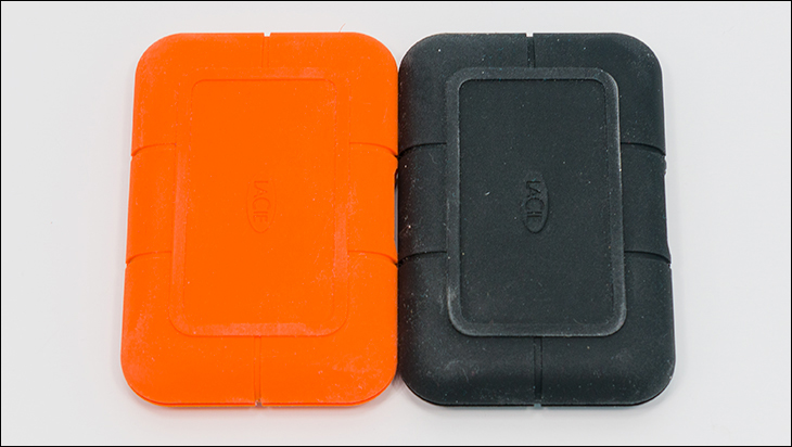 LaCie Rugged SSD Pro comp - LaCie Rugged SSD Pro Review