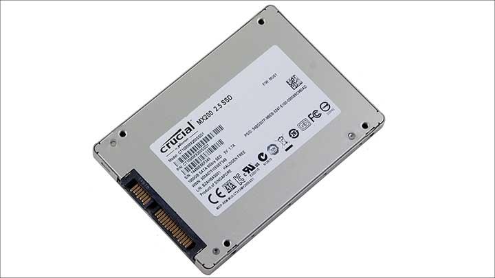 bottom - Crucial MX200 1TB