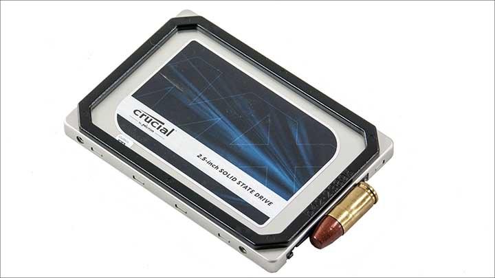 bracket - Crucial MX200 1TB