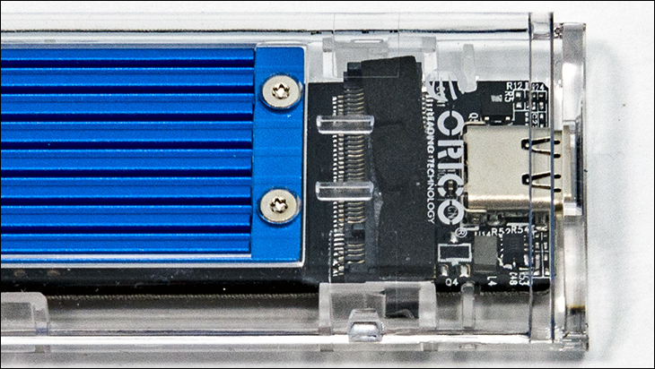 Orico USB to M2 adapters Review   Real Hardware Reviews