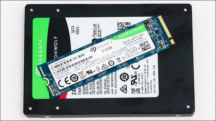 Seagate BarraCuda 510 top2 - Seagate BarraCuda 510 512GB SSD Review