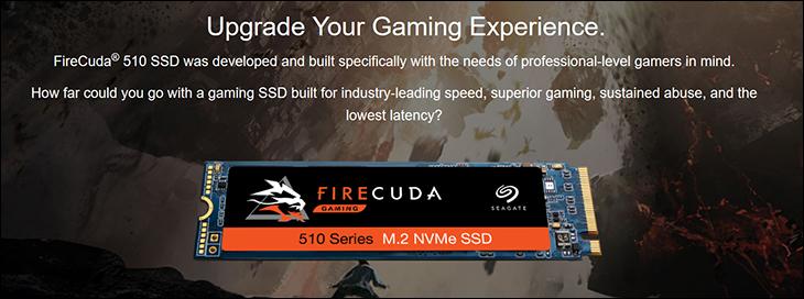 spec1 - Seagate FireCuda 510 1TB SSD Review
