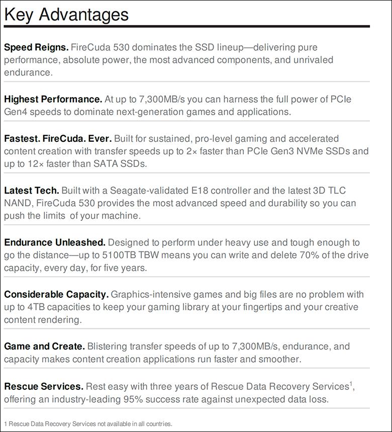 spec2 - Seagate FireCuda 2TB Review
