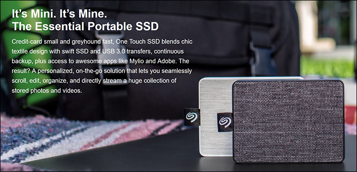 spec2 - Seagate One Touch SSD 1TB Review