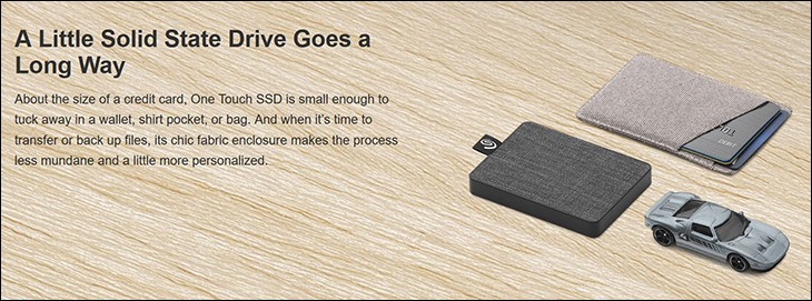 spec3 - Seagate One Touch SSD 1TB Review