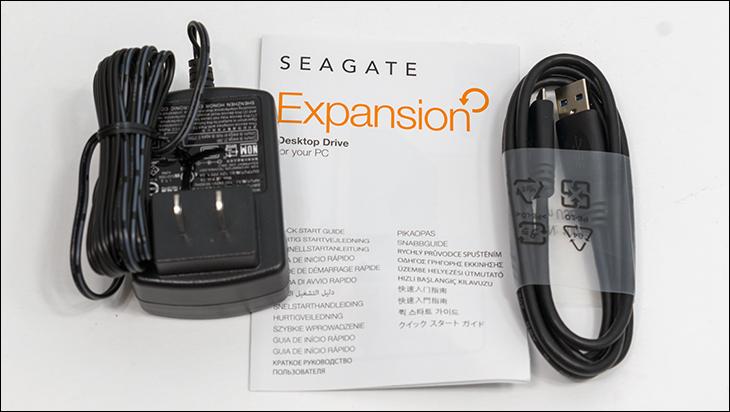 seagate desktop expansion 8TB access - Seagate Desktop Expansion 8TB Review