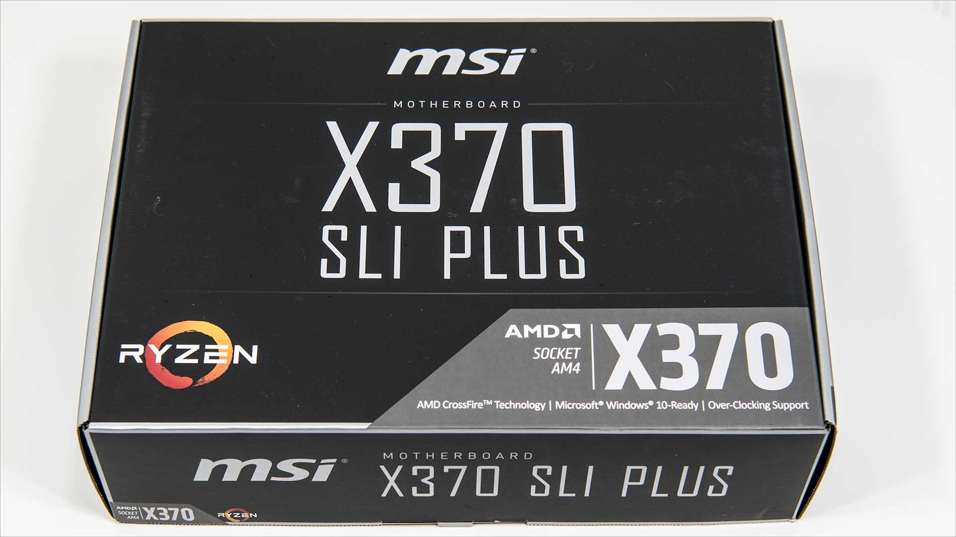 MSI X370 SLI Plus - Best Budget Enthusiast X370