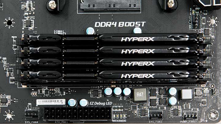 ram3 - MSI X370 SLI Plus - Best Budget Enthusiast X370