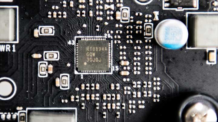 rt8894A - MSI X370 SLI Plus - Best Budget Enthusiast X370