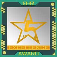 RHR Excellence Award sm - Gigabyte GA-X99-SLI