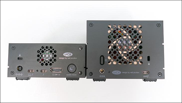 LaCie 2Big RAID 16TB back2 - LaCie 2Big RAID Review