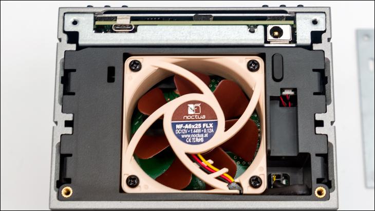 LaCie 2Big RAID 16TB fan - LaCie 2Big RAID Review
