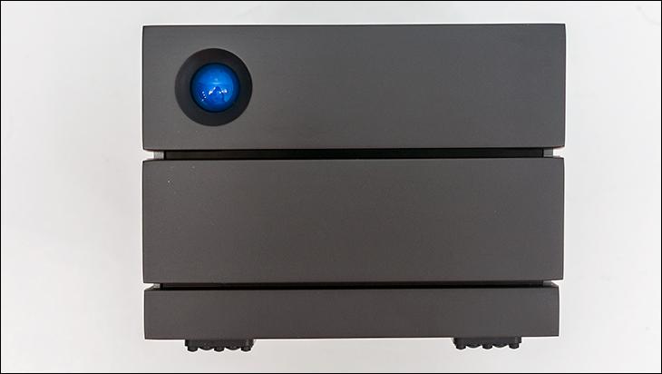 LaCie 2Big RAID 16TB front - LaCie 2Big RAID Review