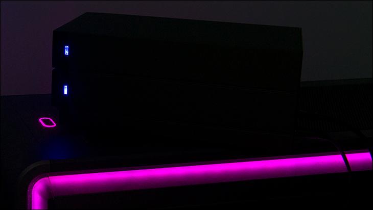 LaCie 2Big RAID 16TB glow - LaCie 2Big RAID Review