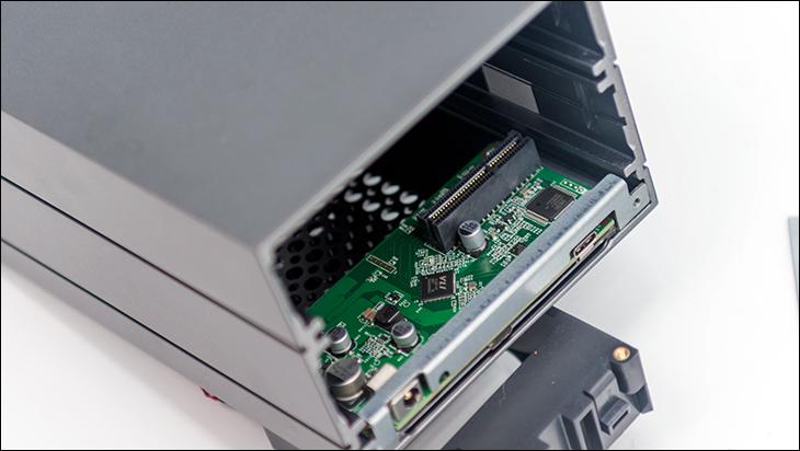LaCie 2Big RAID 16TB pcb - LaCie 2Big RAID Review