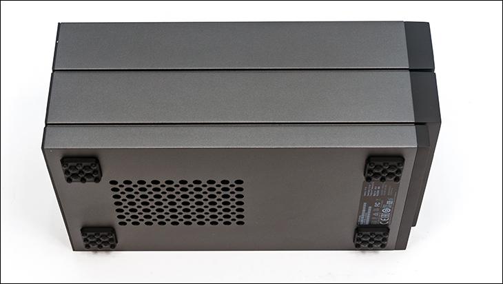 LaCie 2Big RAID 16TB side - LaCie 2Big RAID Review
