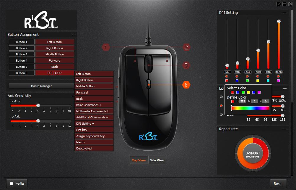 QuadraClicks Gaming RBT Rebel Real %20soft2 - QuadraClicks Gaming RBT Mouse Review