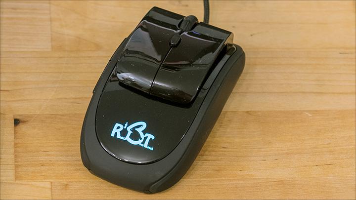 QuadraClicks Gaming RBT Rebel Real glow - QuadraClicks Gaming RBT Mouse Review