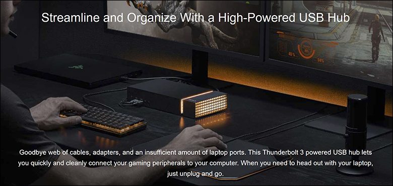 Seagate FireCuda Gaming Dock spec4 - Seagate FireCuda Gaming Dock Review
