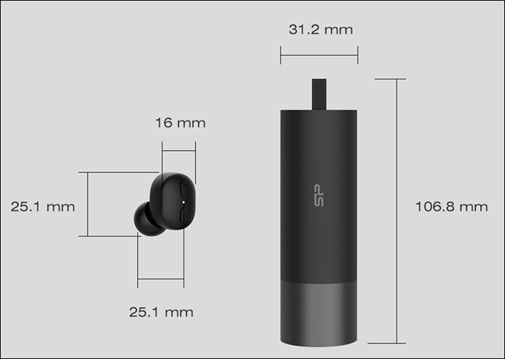 spec4 - Silicon Power BP81 Earbuds Review