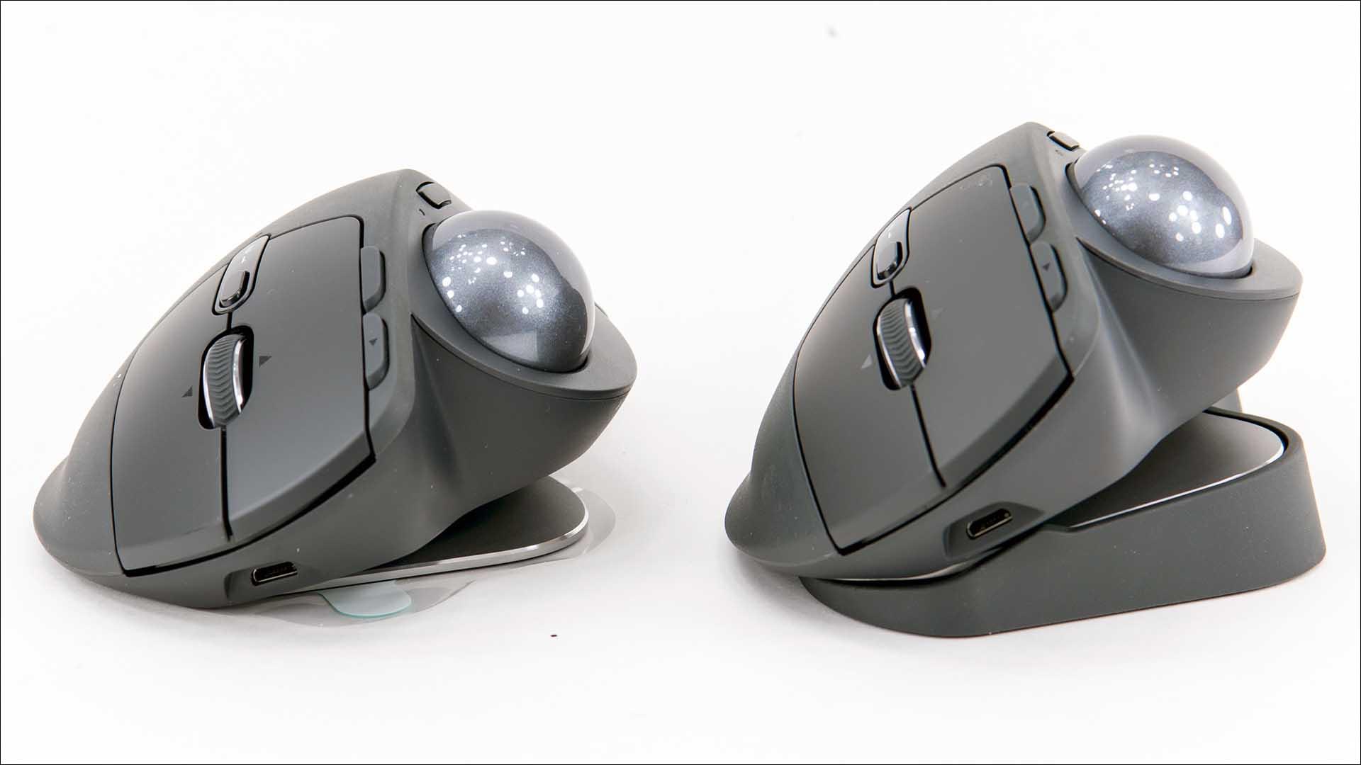 Logitech MX Ergo & MX Ergo Plus vs M570 vs ELECOM: The Battle of the