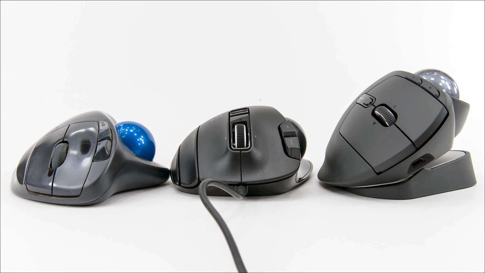c80e238a00f Logitech MX Ergo & MX Ergo Plus vs M570 vs ELECOM: The Battle of the ...