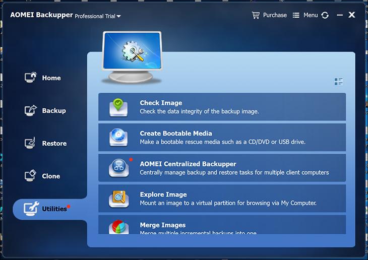 free2 - Aomei Backupper Free & Pro Review