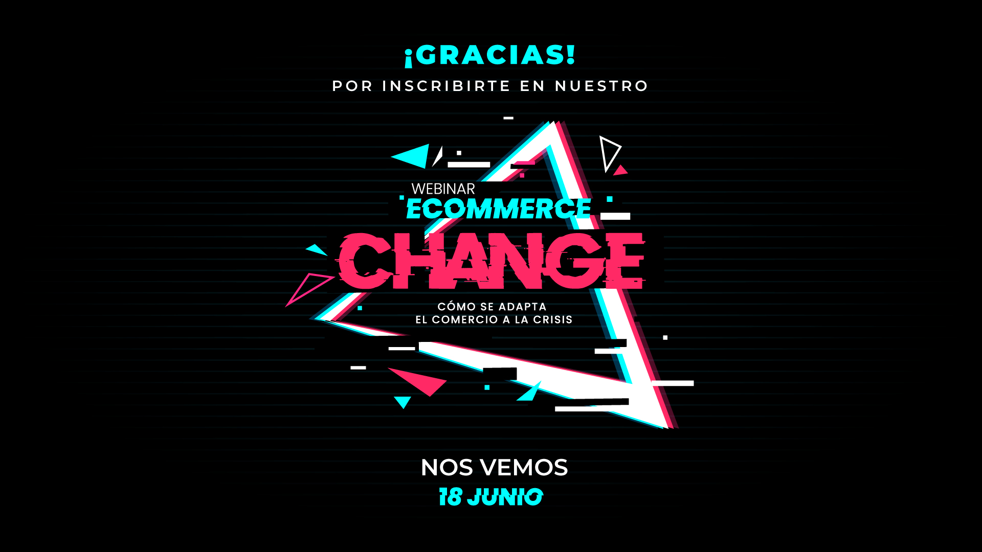 Webinar Gracias webinar ecommerce change