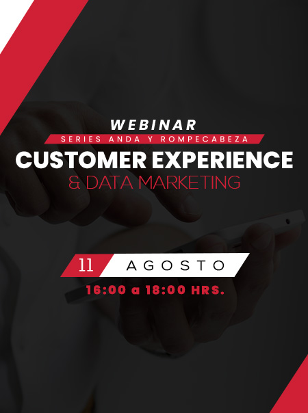 Webinar Data Marketing