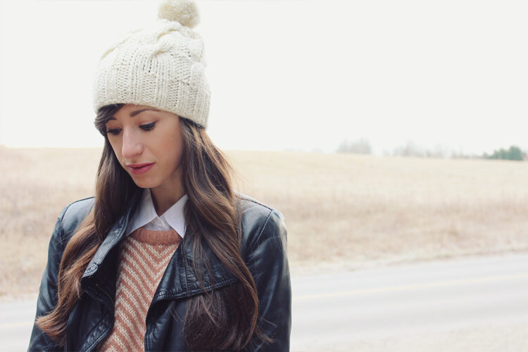 Style Bee in Winter Neutrals