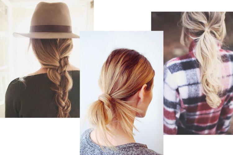 StyleBee Second Day Hair