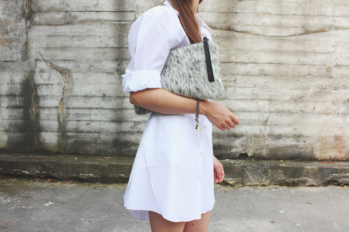 Style Bee - Shirt Dress