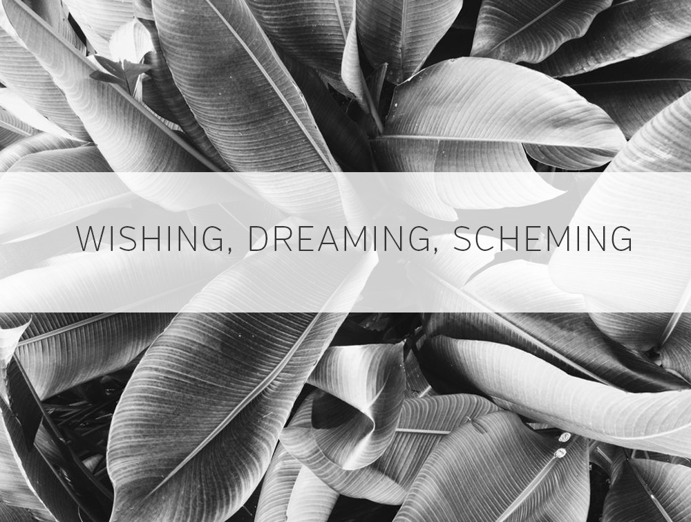 Style Bee - Wishing, Dreaming, Scheming
