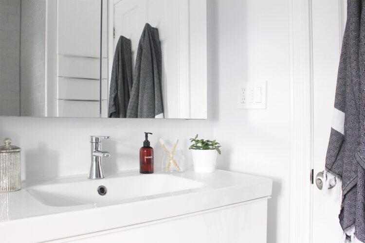 Style Bee - Bathroom Reveal