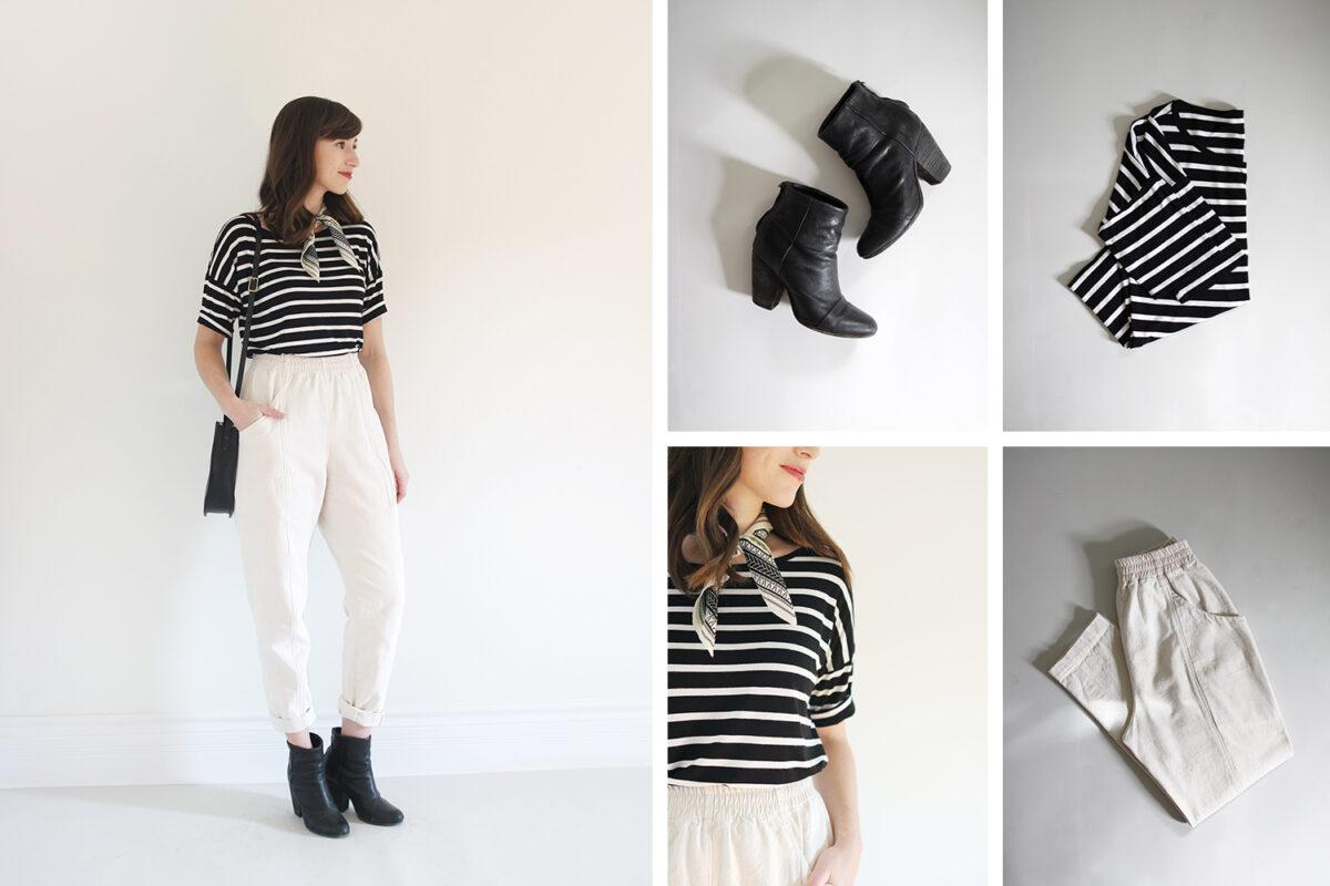 Style Bee - Fall 10 x 10 - Look 7