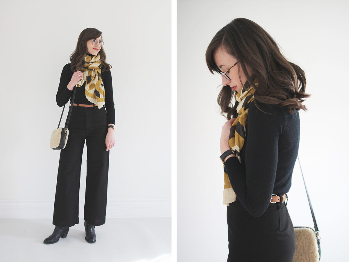 Style Bee - Winter 10 x 10 - Look 10