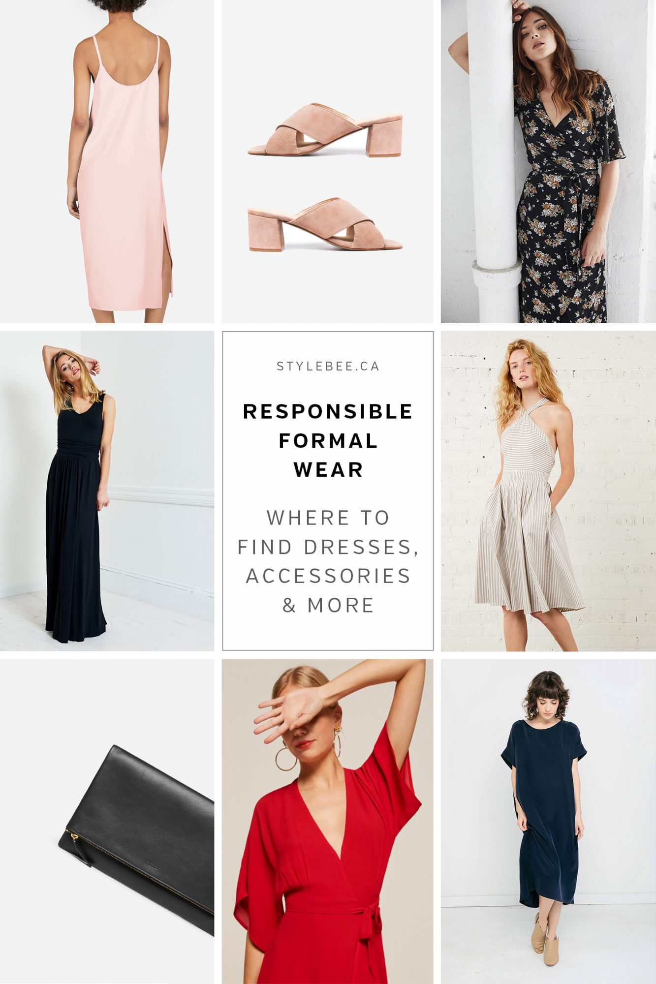 Style Bee - Responsible Formal Wear