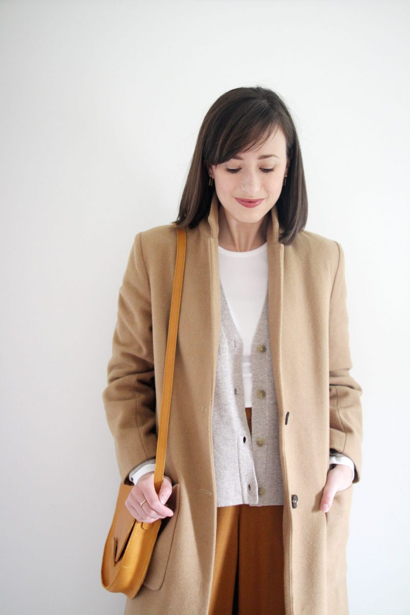 Style Bee - 10x10 Challenge - Fall 2018 - Look 2