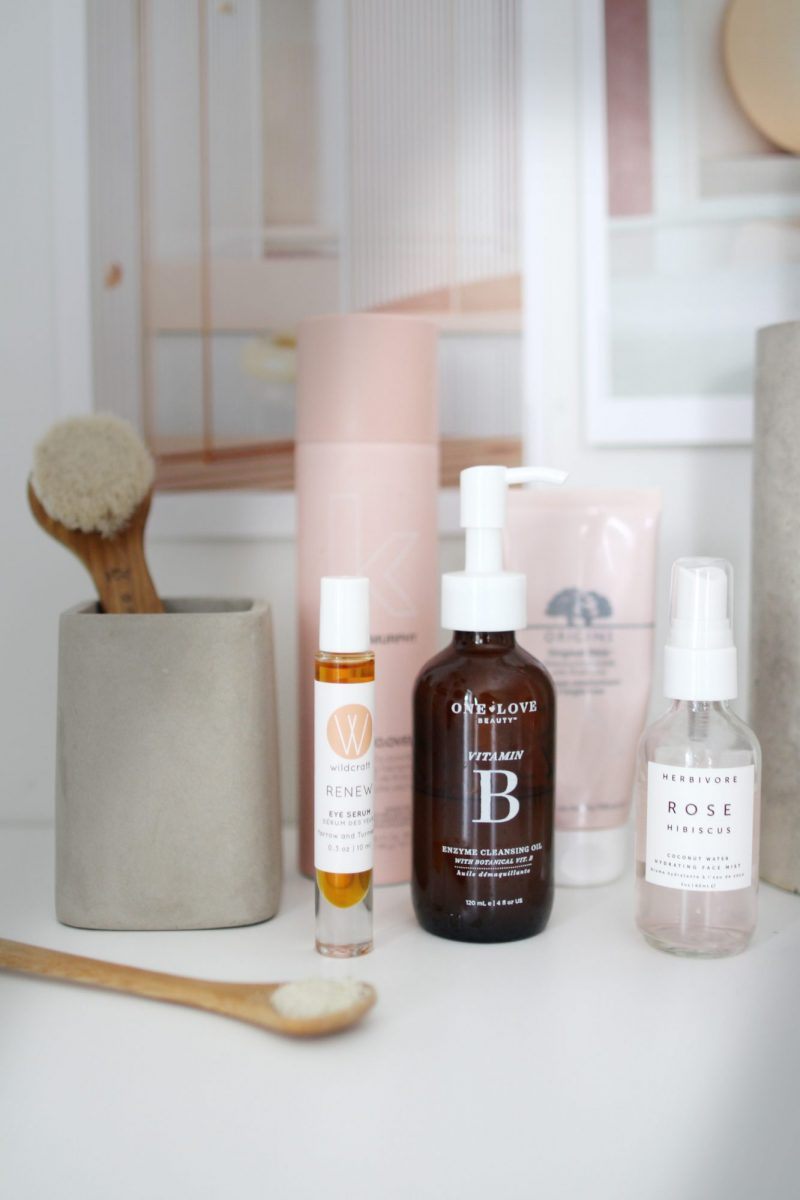 Style Bee - My Current Skin Care Routine