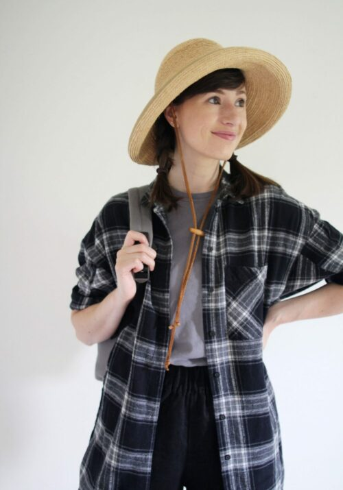 Style Bee - August Outfits - Look 8 - Camping Style