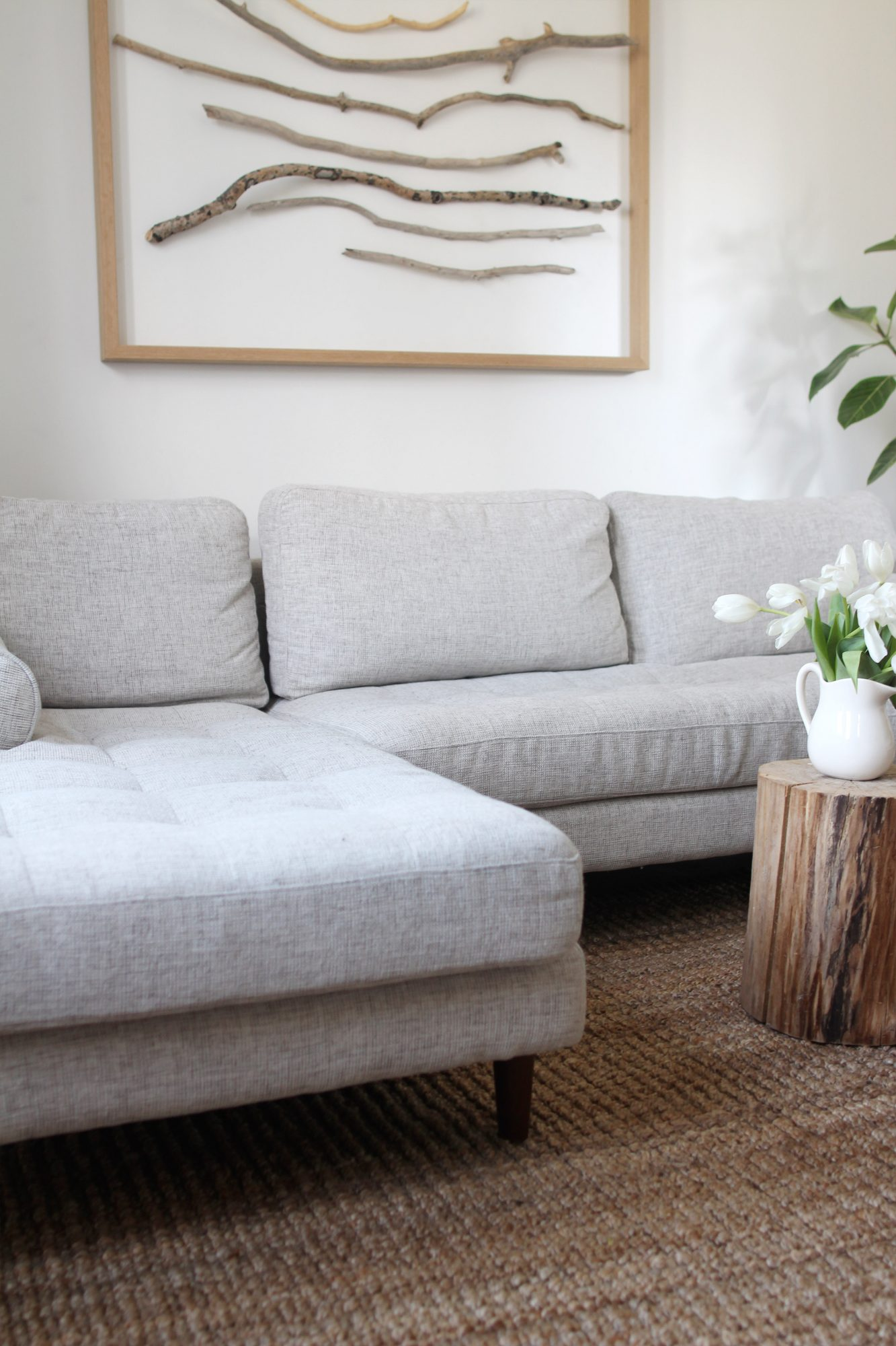 Style Bee - Sven Sectional Update