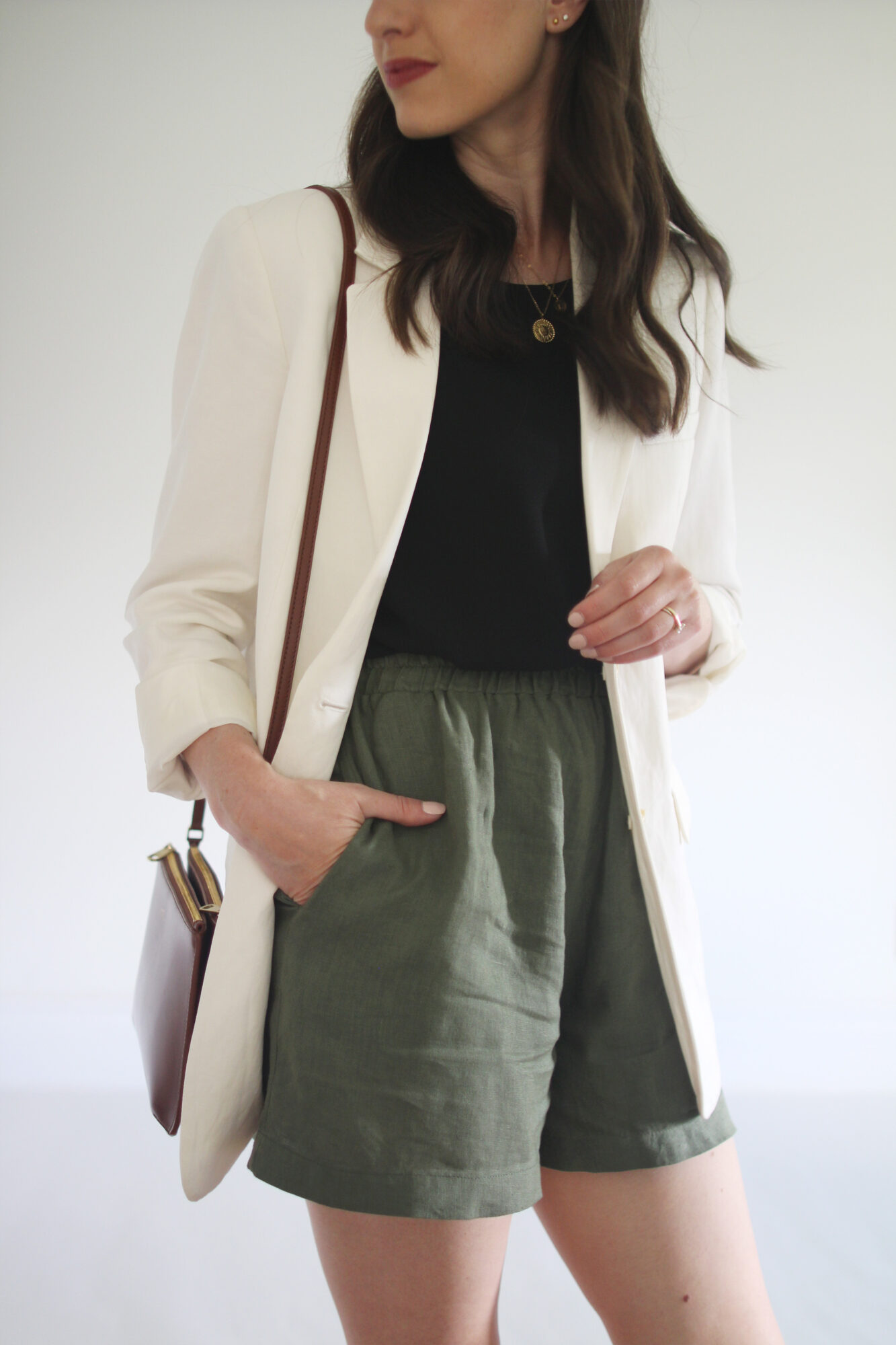 10 Ways to Style Shorts with Sotela