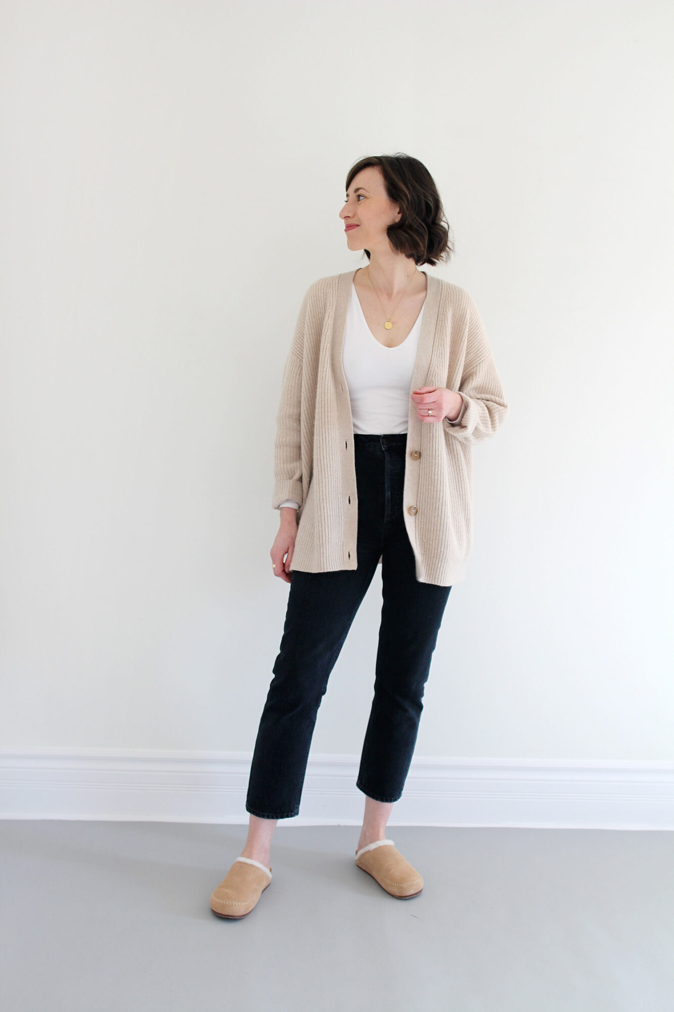 Style Bee - Cropped Denim